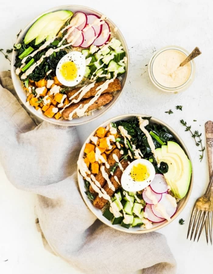 paleo buddha bowl for whole30 breakfast ideas