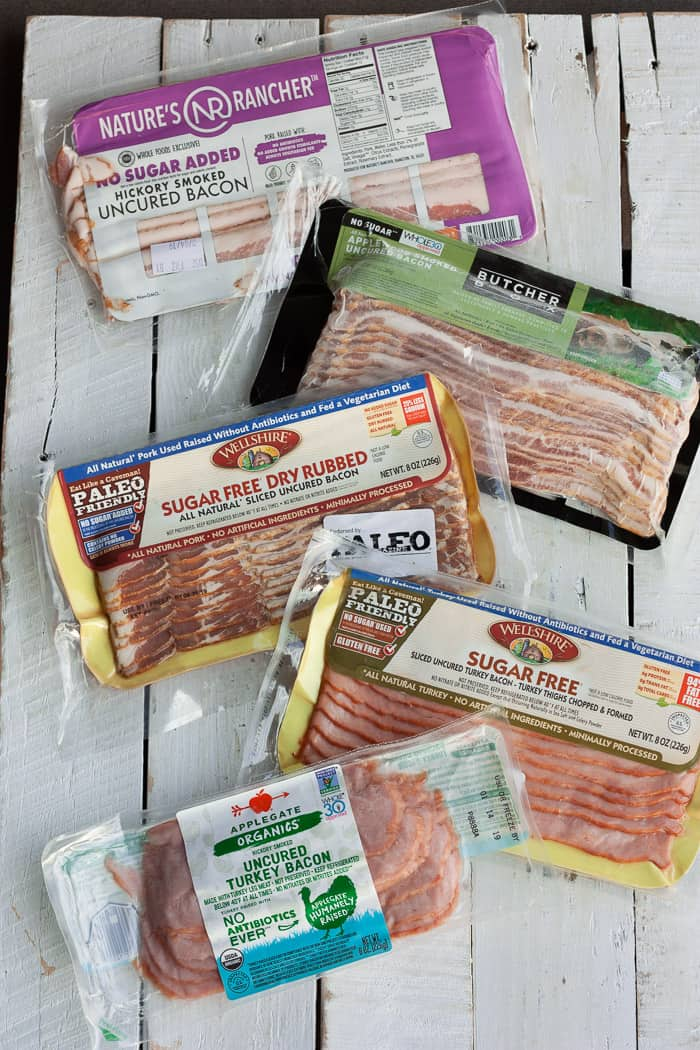 5 brands of whole30 bacon