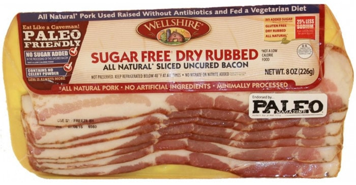 wellshire farms whole30 bacon