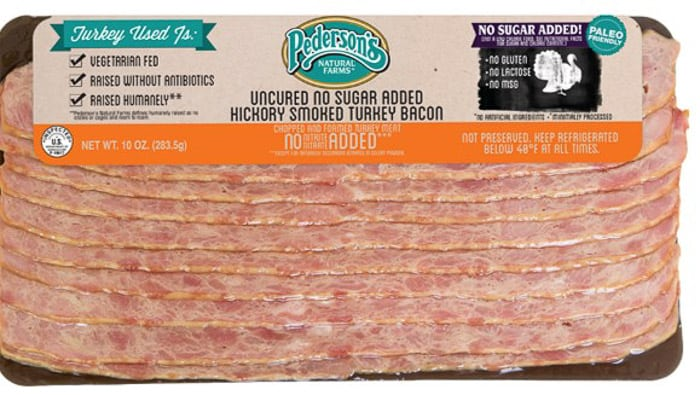 Pederson's farms whole30 bacon
