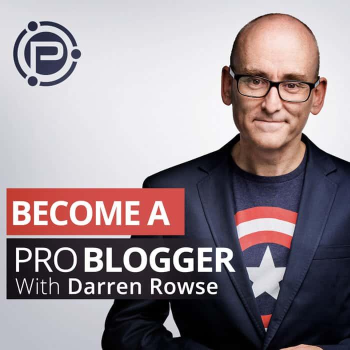 Pro Blogger podcast image