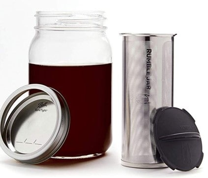 Rumble Jar - Sustainable Cold Brew Coffee Maker