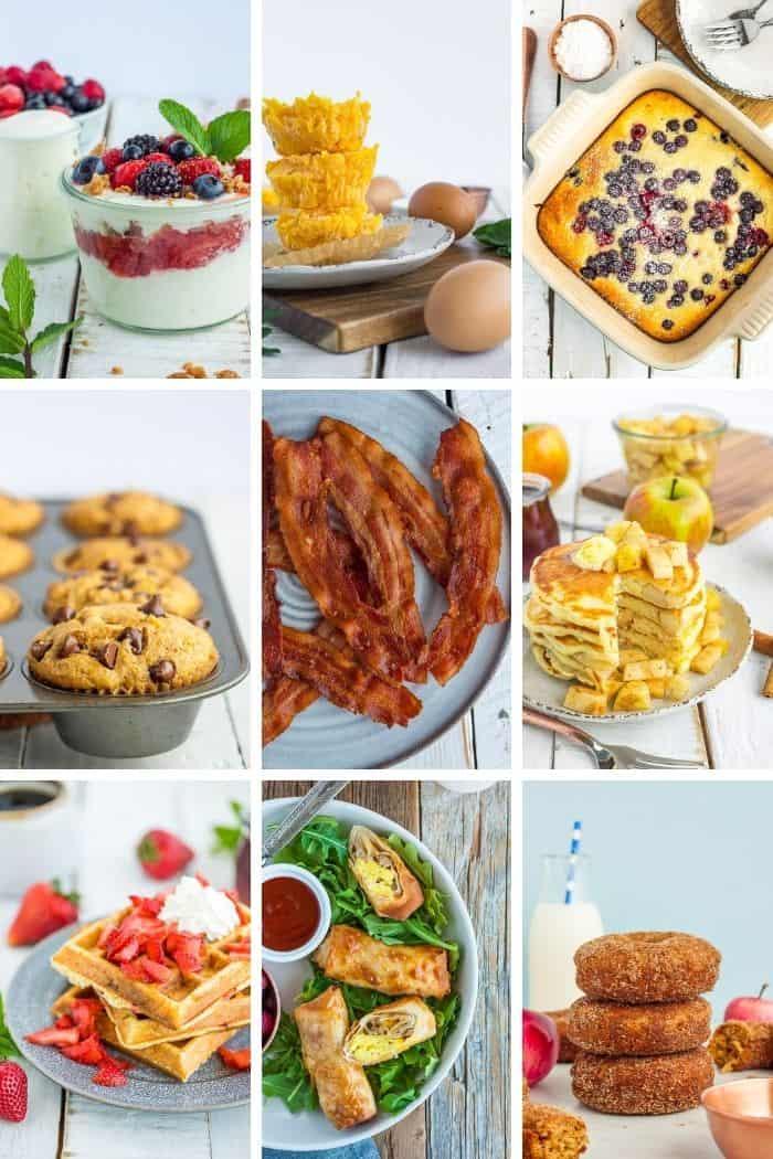 9 photos of make ahead breakfasts