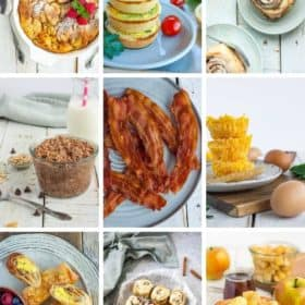 9 photos of breakfast dishes
