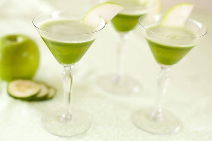 Appletini Mocktail