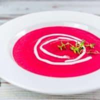 Instant Pot Butternut Squash & Beet Soup