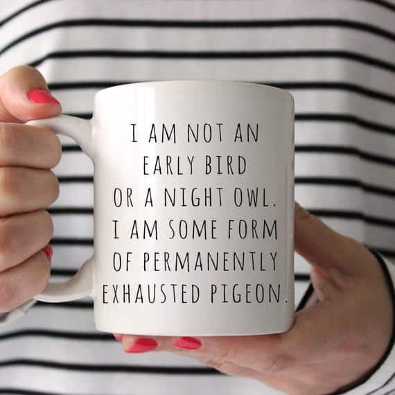 The mug of truth