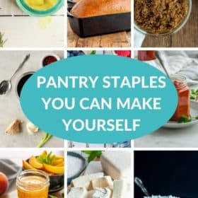 9 photos of pantry essentials