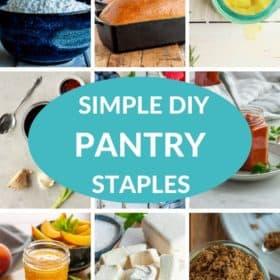 9 photos of pantry essentials