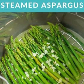 asparagus in an instant pot