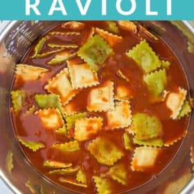 ravioli in an instant pot