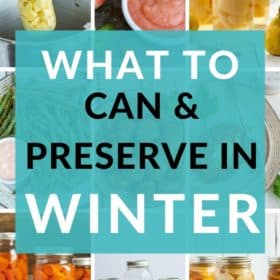 9 photos of winter produce dishes